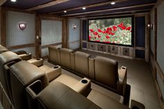 More Than Meets The Eye Cedia Home Theater Design Ideas Dream