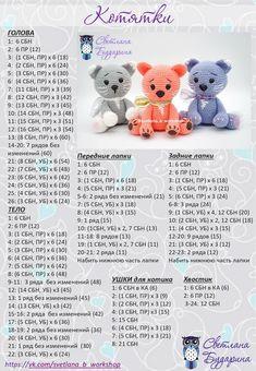 comment un langohriges Amigurumi-Plüschkaninchen totale de BRICOLAGE Tutoriel . - juguetes chaque côté comme un langohriges Amigurumi-Plüschkaninchen plénière de BRICOLAGE Tutoriel … … Crochet Pattern Free, Crochet Patterns Amigurumi, Crochet Dolls, Chat Crochet, Diy Crochet, Tutorial Crochet, How To Start Knitting, Amigurumi Toys, Crochet Animals