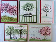 Sheltering Tree Group 2 by jreks - Cards and Paper Crafts at Splitcoaststampers