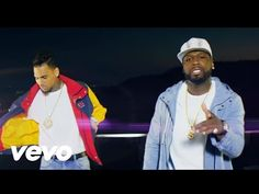 "50 cent e chris brown insieme nel nuovo video ""i'm the man"""