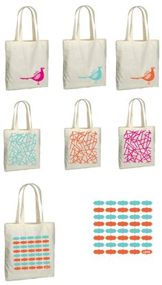 Tote Bag - Carrot Harvest Tote by VIDA VIDA MQuenL5f6