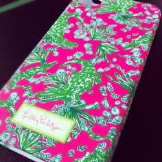 Cute phone case.