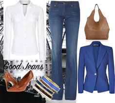 """good jeans"" by mrsseven on Polyvore"