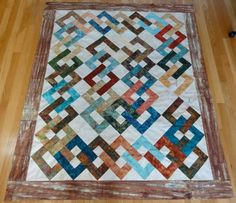 1000 Images About Quilting Chain Links On Pinterest