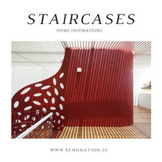 Staircase Architecture, Singapore, This Is Us, Stairs, Interior Design, Inspiration, Home, Nest Design, Biblical Inspiration