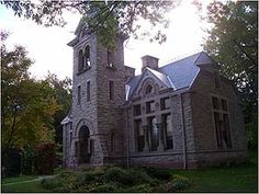 Mt. Hope Cemetery, Rochester, New York- Gatehouse Restored