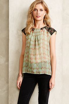Pastora Blouse - anthropologie.com #anthrofave