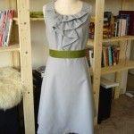 Coffee Date Dress - 25 free women's dress patterns