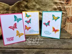 Bags That One!: Beautiful Butterfly Stamp A Stack