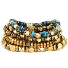 The Naples Bracelet Set