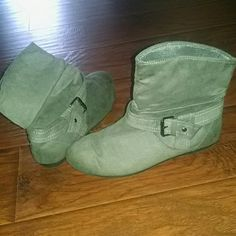 Low top boots Greg buckled boots. Size 8 lightly worn. Size 8. Lower East Side Shoes Ankle Boots & Booties