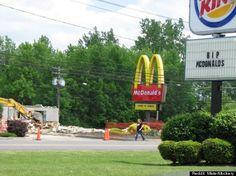 Quand Burger King se moque de McDonald