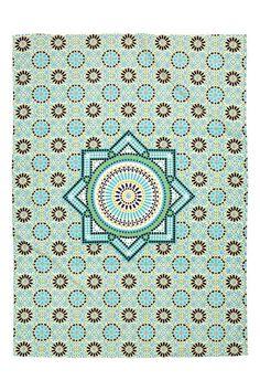 Mantel estampado de algodón 145x200 cm 19.99€ Nº. DE ARTÍCULO 0351529001