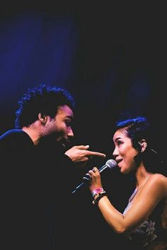 kenyanmade: Childish Gambino and Jhene Aiko Music Love, Music Is Life, New Music, Big Sean And Jhene, Donald Glover, Childish Gambino, Jhene Aiko, Chance The Rapper, Renaissance Men