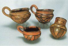 Hittite, polychrome ceramics, Nesa-Kaniş (Tahsin Özgüç) (Erdinç Bakla archive )