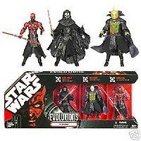 Star Wars 375 Inch Evolutions  The Sith Legacy 3Pk -- Check out this great product.Note:It is affiliate link to Amazon. #ootd