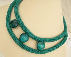 Petrolio necklace