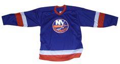 CCM by Manska USA N Y Islanders Logo Hockey Jersey #CCM #NewYorkIslanders