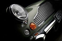 Details: Aston Martin DB4  Photographer: Tim Wallace