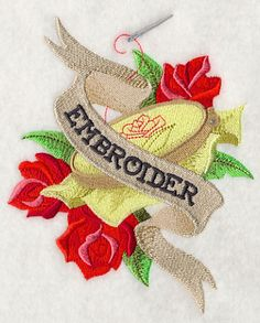 Machine Embroidery Designs at Embroidery Library! - Color Change - J4826 21414 VIP