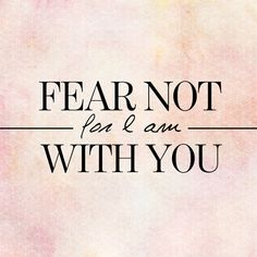 "It says, ""For God hath not given us the spirit of fear; but of power, and of love, and of a sound mind."" (2 Timothy 1:7)"