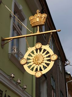 Street Sign - ( Gy?r ) Gyor Hungary
