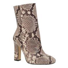 Aldo Jessicaamy boots in python bone