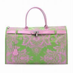 Pink and green bag Aka Sorority, Alpha Kappa Alpha Sorority, Sorority Life, Delta Zeta, Big Little, Bob Marley, Green Purse, Everything Pink, Green Life