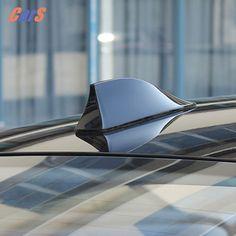 Antena de Radio de Coche Universal Auto SUV Techo Especial de Radio FM Antena de Aleta de tiburón Señal para VW Polo Ford Kuga Chevrolet