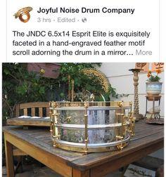 beautiful snare drum!