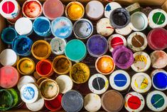The right paint can