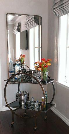 Maverick Wall Mirror - Industrial Transitional Mid-Century / Modern Mirrors - Dering Hall