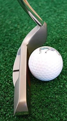 Hooked On Golf Blog - Axis 1 Putter Review