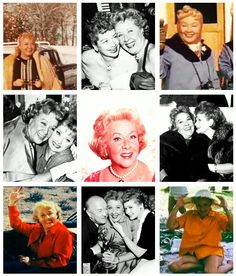 Vivian Vance Fred Williams, William Frawley, I Love Lucy Show, Vivian Vance, Celebrities Who Died, Lucille Ball Desi Arnaz, Lucy And Ricky, Mimi Love, Funny Comedians