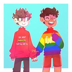 Read Boyf-Riends from the story Imágenes Musicales (BMC/DEH/Heathers/Hamilton/Mean Girls/Falsettos) by lovely_greenie (and I oop) with reads. Mean Girls, Be More Chill Musical, Michael Mell, Posca Art, Lgbt Memes, Under Your Spell, Lgbt Community, Gay Art, Gay Pride
