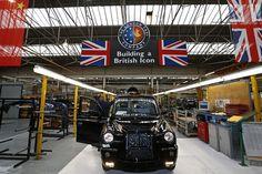 ロンドンの黒タクシー製造会社、吉利汽車の救済後活路見い出す