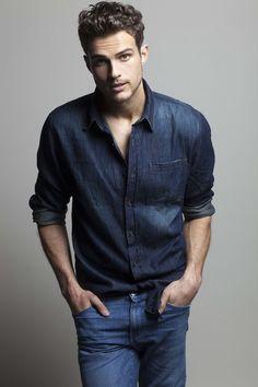 "mancrushoftheday: ""Ryan Cooper #muscle #malemodel"