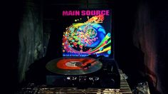 Main Source - Live at the Barbeque (Vinyl Me, Please)
