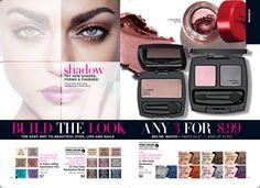 #avon #eyeshadows any 3 for 8.99 on #sale at www.monicahertzog.avonrepresentative.com