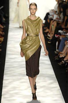 Vera Wang Spring 2008