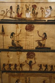 Book of the Dead of Tayesnakht (Illustration) - Ancient History Encyclopedia