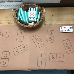 Best Pic preschool centers math Thoughts Location up focuses around toddler and also school classes could be a really challenging task. Kindergarten Math Activities, Preschool Classroom, Preschool Learning, Teaching Math, Kindergarten Photos, Numbers Preschool, Math Numbers, Early Math, Math For Kids