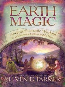 A great book about Shamanic Wisdom is Earth Magic: Ancient Shamanic Wisdom by Steven Farmer - http://www.joyfulturtle.com/music-books-and-audiobooks/earth-magic/