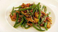Salat aus feinen Böhnchen und Pfifferlingen | Bildquelle: wdr