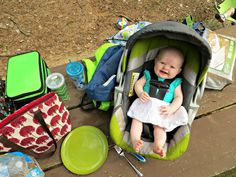 Proverbs and Pacifiers: Camping with Cupcake