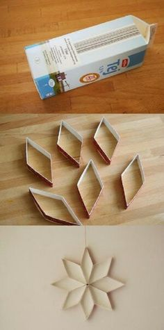 Faster than using toilet paper rolls! Faster than using toilet paper rolls! The post Faster than using toilet paper rolls! appeared first on Paper Diy. Toilet Paper Roll Art, Toilet Paper Roll Crafts, Diy Paper, Kids Crafts, Diy And Crafts, Noel Christmas, Christmas Ornaments, Recycled Christmas Decorations, Christmas Lights