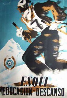 Skiing ~ Pedro Mairata Serrano