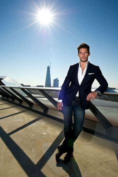 David Gandy , The Best Street Style Inspiration & More Details That Make the Difference