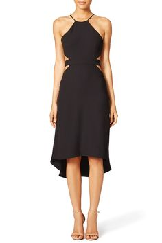 e6404d72b097 Rent Crossed Dress by Halston Heritage for $75 only at Rent the Runway. Rent  Dresses