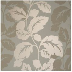 Clarke & Clarke Vine Double Roll Wallpaper in Mineral ($112) ❤ liked on Polyvore featuring home, home decor, wallpaper, backgrounds, double roll wallpaper, fabric wallpaper, fabric wall covering and pattern wallpaper